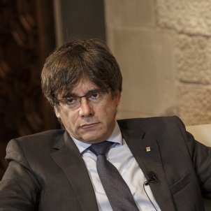 "Puigdemont: ""The State no longer has any basis for an intervention by the Mossos"""