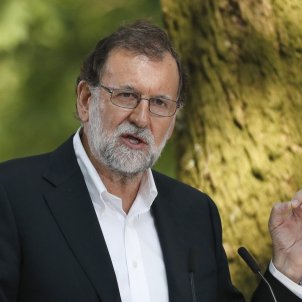 Rajoy and Sánchez to coordinate legal response to 'Law of Transitional Jurisprudence'