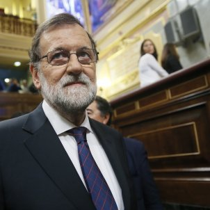"Rajoy calls Catalan independence an ""autocratic project""; avoids PP corruption debate"