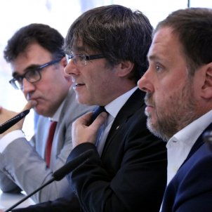"""Catalan Tax Agency presented by president: """"We're ready for the referendum"""""""