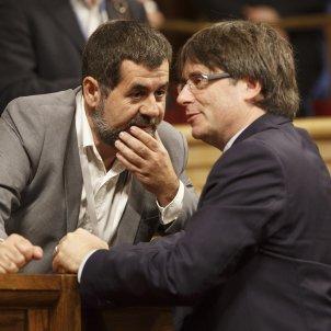 Imprisoned Jordi Sànchez to be second on Puigdemont's electoral list