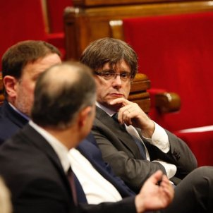 Catalan president accuses Spanish deputy PM of insulting and threatening Catalans
