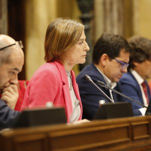 Catalan Parliament agrees to debate Referendum Law in animated plenary assembly