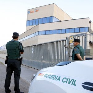 Civil Guard finds nothing in printers searched in relation to referendum