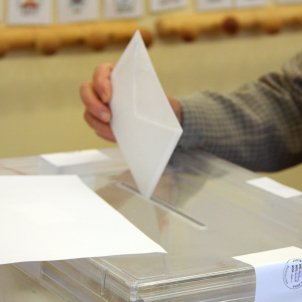 This is the ballot paper for the 1st October Catalan referendum