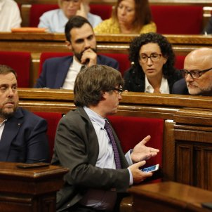 Police report for judge lists over 100 Catalans for possible referendum charges