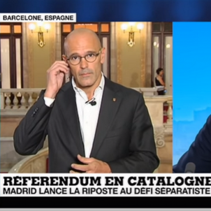"""Catalan Foreign Minister: """"Everything's ready; we have the electoral roll and the ballot boxes"""""""