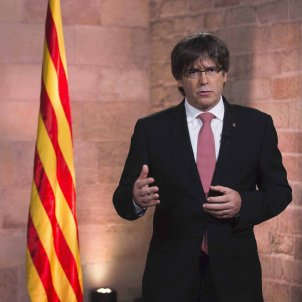 "Catalan president Puigdemont: ""The government already has everything ready for the referendum"""