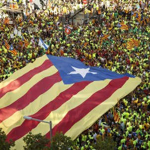 More than 50,000 signed up, 450 coaches already for Catalan National Day demonstration