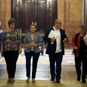 """Catalan Parliament Board members: """"They're hoping to finish us off"""""""