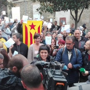 Exiled Anna Gabriel chalks up victory over Spanish government