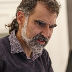 Jordi Cuixart says that the only valid referendum would be one called by the Spanish government
