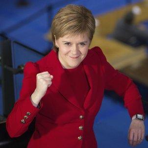 Nicola Sturgeon, Alex Salmond weigh in on Catalan referendum
