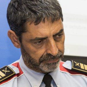 Catalan Mossos police close ranks amid complex mix of protest and politics