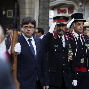 "Catalan police chief denies any ""malicious collusion"" with Puigdemont, Forn"