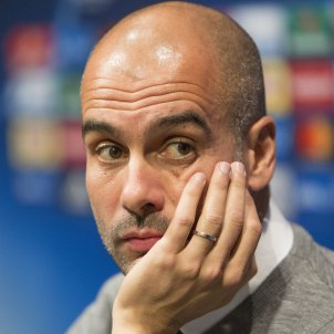 "Guardiola: ""The Jordis were defending democracy and now they're in prison"""
