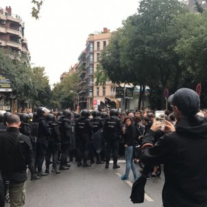 Thousands of Spanish police and Civil Guards deploy across Catalonia