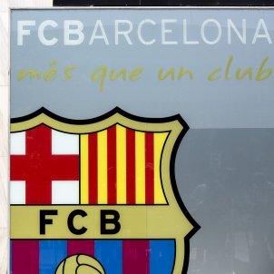 Escut Barça FCB   Sergi Alcàzar   04