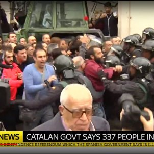 """Sky News: """"We can't broadcast some of the violent and bloodied scenes from Barcelona"""""""