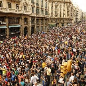 21st February general strike in Catalonia, a practical guide for tourists