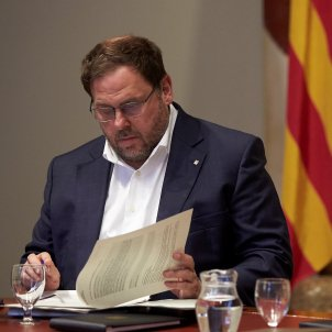 Junqueras' birthday message to his son from prison