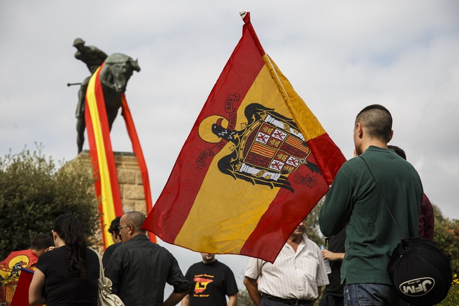 Catalan government announces actions against the Francisco Franco Foundation