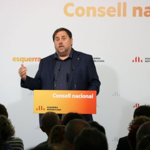 """Catalonia's Junqueras: """"absolute commitment"""" to applying referendum mandate"""