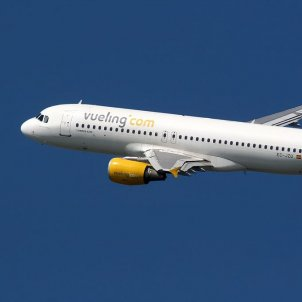 Vueling won't leave Catalonia