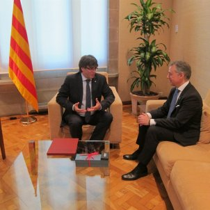 Basque leader Iñigo Urkullu mediated between Catalan and Spanish governments