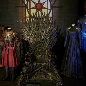 'Game of Thrones' exhibition starts world tour in Barcelona