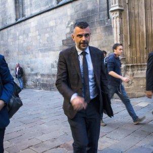 Catalan minister Santi Vila resigns