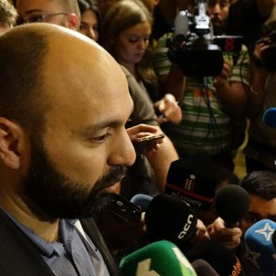 """Òmnium Cultural spokesperson: """"Tomorrow it's time to proclaim independence"""""""