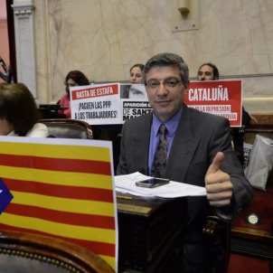 Argentinian MP to present a motion to recognise Catalonia