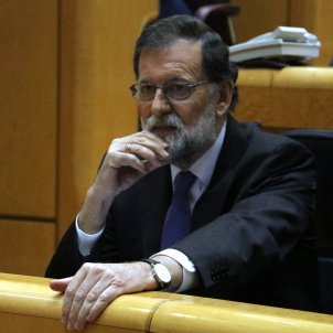 """Rajoy regrets his road losing its Francoist name: """"I don't know why they removed it"""""""