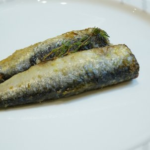 Catalan classics: pickled sardines, no tin in sight