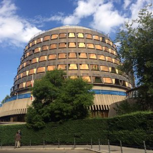 Spain's Constitutional Court suspends the Catalan declaration of independence
