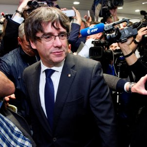 "'Le Nouvel Observateur': Puigdemont in Brussels a ""well thought-out strategy"""