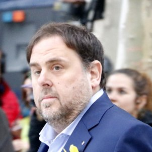 """Junqueras' message from prison: """"We will never give up on freedom"""""""