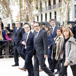 Supreme Court opens trial over last year's Catalan independence referendum