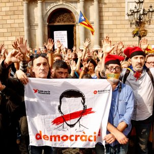Pro-independence groups call major demonstration for November 12th