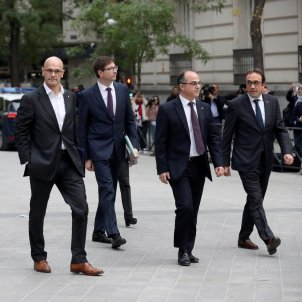 Judge sends Catalan vice-president Oriol Junqueras, 7 ministers to prison without bail