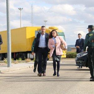 Former Catalan minister Santi Vila leaves prison on 50,000 euro bail