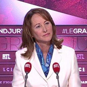 Ségolène Royal criticises persecution of Puigdemont