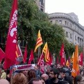 Catalan union calls general strike for 21st December