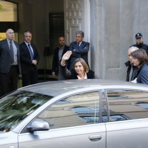 Prison with bail set at 150,000 euros for the Catalan Parliament's speaker