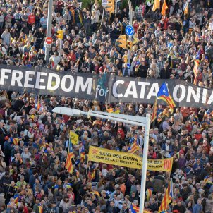 Amnesty International accuses Spain of violating human rights in Catalonia