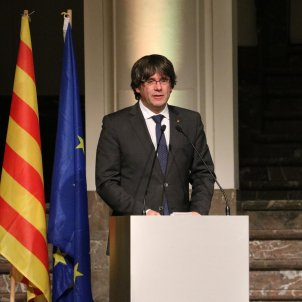 "Puigdemont: ""The King has supported 'go get them' violence"""