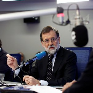 "Rajoy: ""I've dismissed the Catalan government, that's not been done since WWII"""