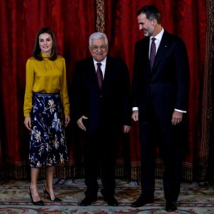 Spanish king Felipe VI, in favour of Palestinian independence