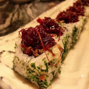 Barcelona restaurants: Robata Sushi & Grill, Japanese with a South American twist